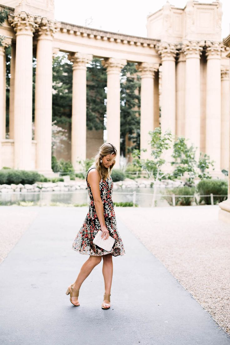 """What to wear to a """"dressy casual"""" spring wedding"""
