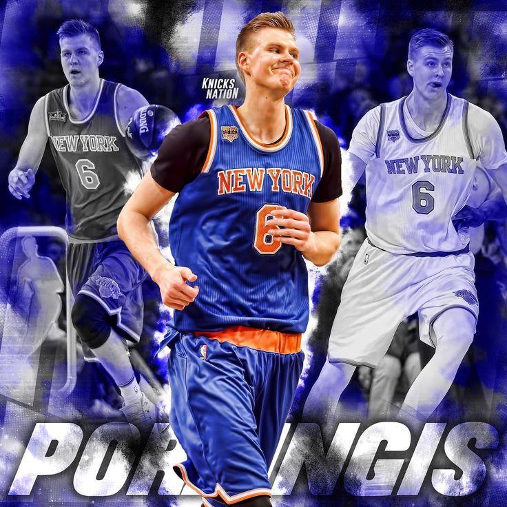 "New York Knicks (31-51) on Instagram: ""Yooo tag KP for me!  @kporzee #KnicksNation"""