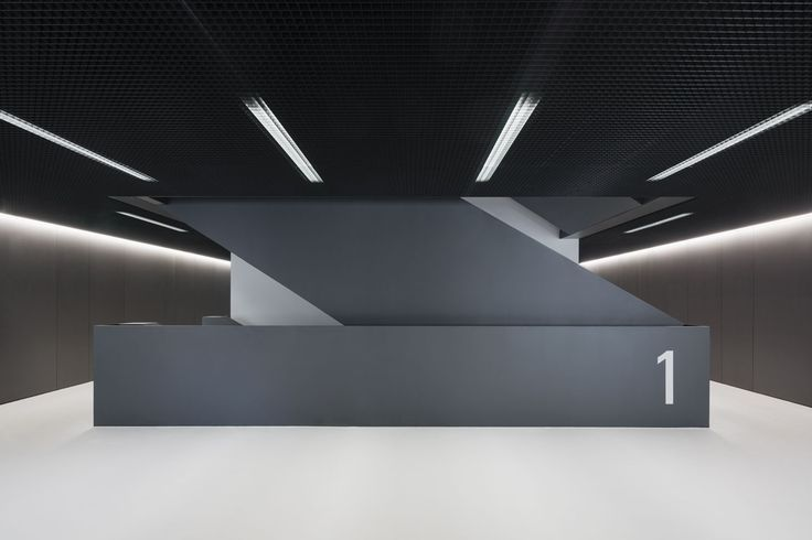 Fibre cement panels used in interior design. University Chemnitz - arch: Burger Rudacs. EQUITONE facade materials. equitone.com
