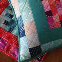 Our 10 Favorite Pillow Tutorials + Sewing Merit Badge: Pillow (enter to win a Pfaff sewing machine!) | Sew Mama Sew | Outstanding sewing, quilting, and needlework tutorials since 2005.