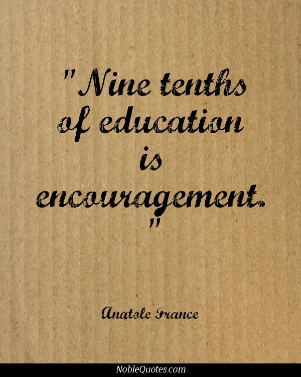 Education and Learning Quotes   http://noblequotes.com/