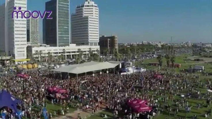 Tel Aviv Pride Parade 2015 on Moovz