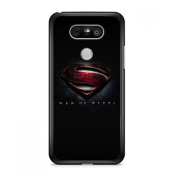 Man Of Steel, Superman 2013 LG G6 Case   Casefruits