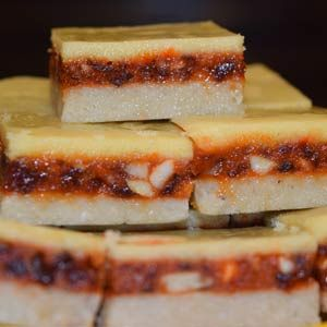 Barfi sweet from Chekkali bakery karaikudi India