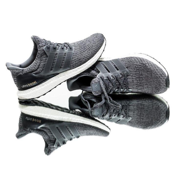 adidas Ultra Boost 3.0 Mystery Grey #sneakers #sneakernews #StreetStyle  #Kicks #adidas