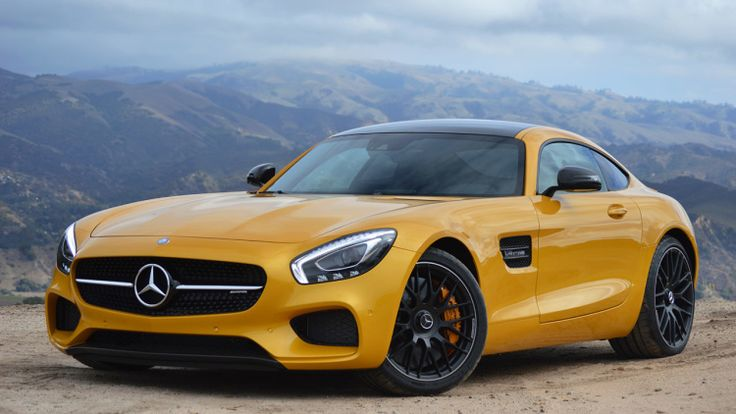 2016 Mercedes AMG GTS #luxury #cars