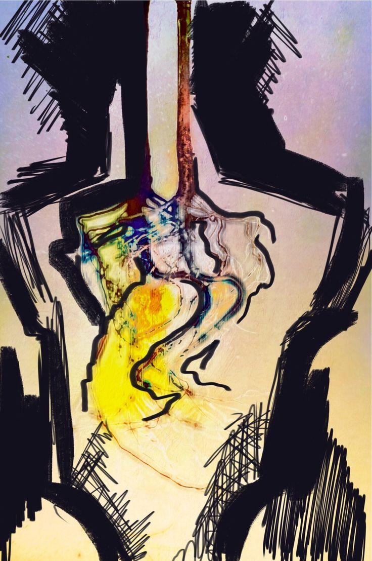 KÖK Üzeri N Ergen #art #artist #sanat #digitalart#mixmedia#edit