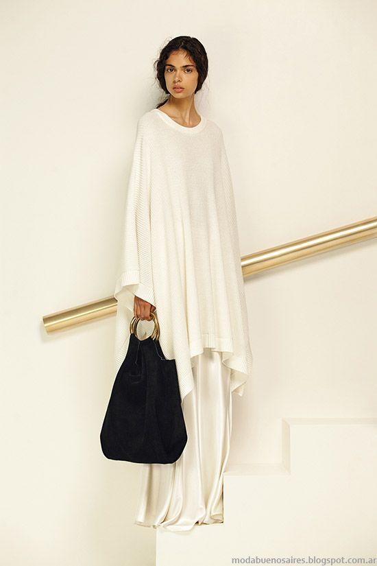 Remerones, túnicas largas moda verano 2016 María Cher,