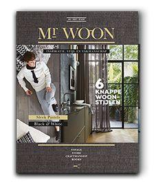 MrWoon magazine #6, boordevol inspiratie | gratis te bestellen op MrWoon.nl