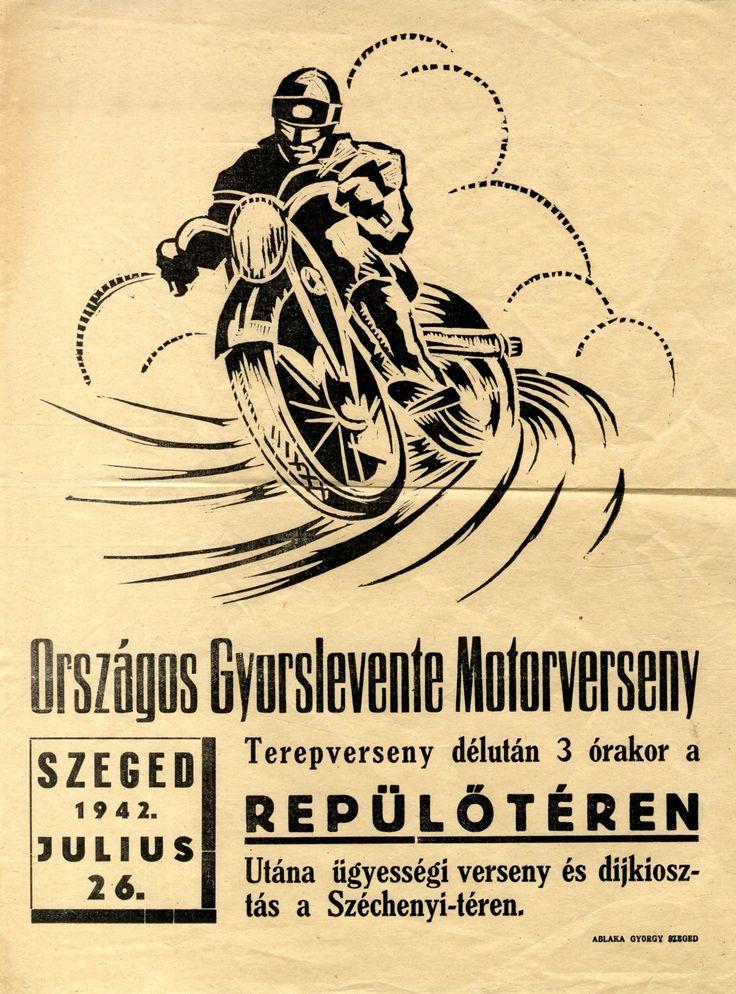 Országos Gyorslevente Motorveseny , 1942