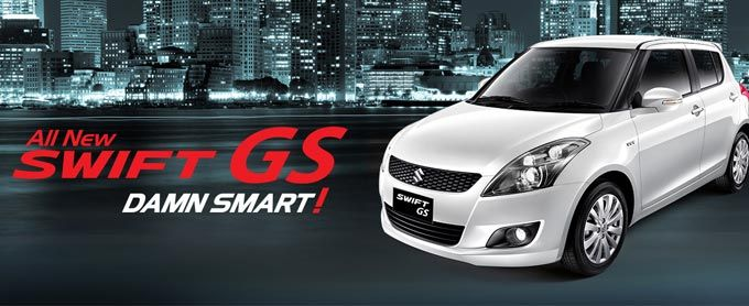 Spesifikasi Harga Suzuki All New Swift GS Surabaya