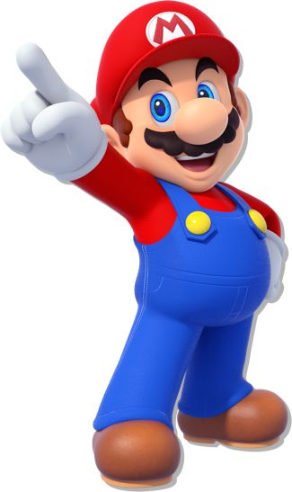 Q: Mario wears red, and his brother Luigi wears green. But do they have a mother -- and if so, what is her name?    A: Yes! Mama Mia!