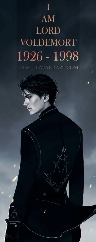 An AU version of what he could've been had things turned out differently. Art for Antediluvian Poet from ff.net - Gift for Tom Riddle's birthday - 31st December.