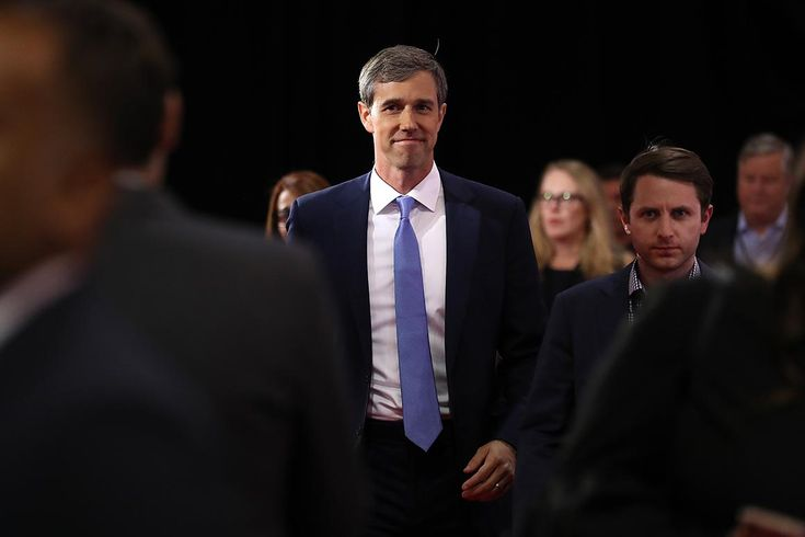 #Beto ORourke targets Trump with plan to limit par…
