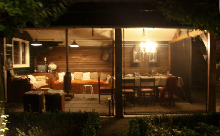 17 beste afbeeldingen over veranda met een wegwind op pinterest tuin met en buikspieren - Te vergroten zijn huis met een veranda ...