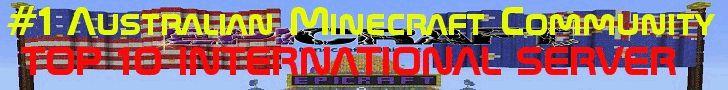 #1 Minecraft Server