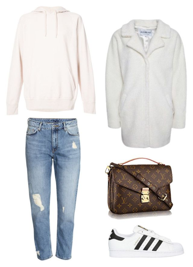 """""""Untitled #260"""" by stinasolheim on Polyvore featuring Our Legacy and adidas Originals"""