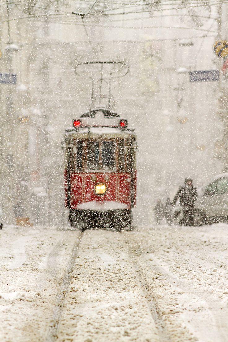 winter istanbul