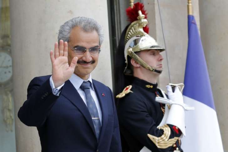 Bitcoin is 'Enron in the making', Saudi Prince Alwaleed says    #cryptocurrency #bitcoinbusiness #bitcointrading