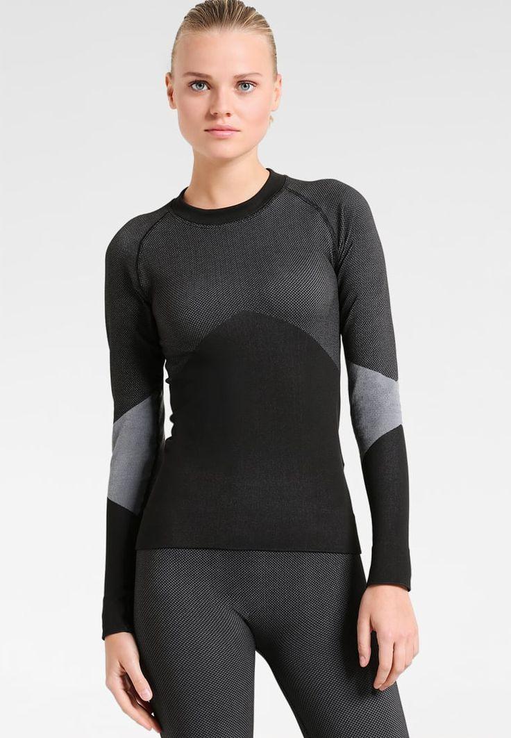 Even&Odd active Unterhemd/-shirt - black/grey für 24,95 € (18.11.17) versandkostenfrei bei Zalando bestellen.