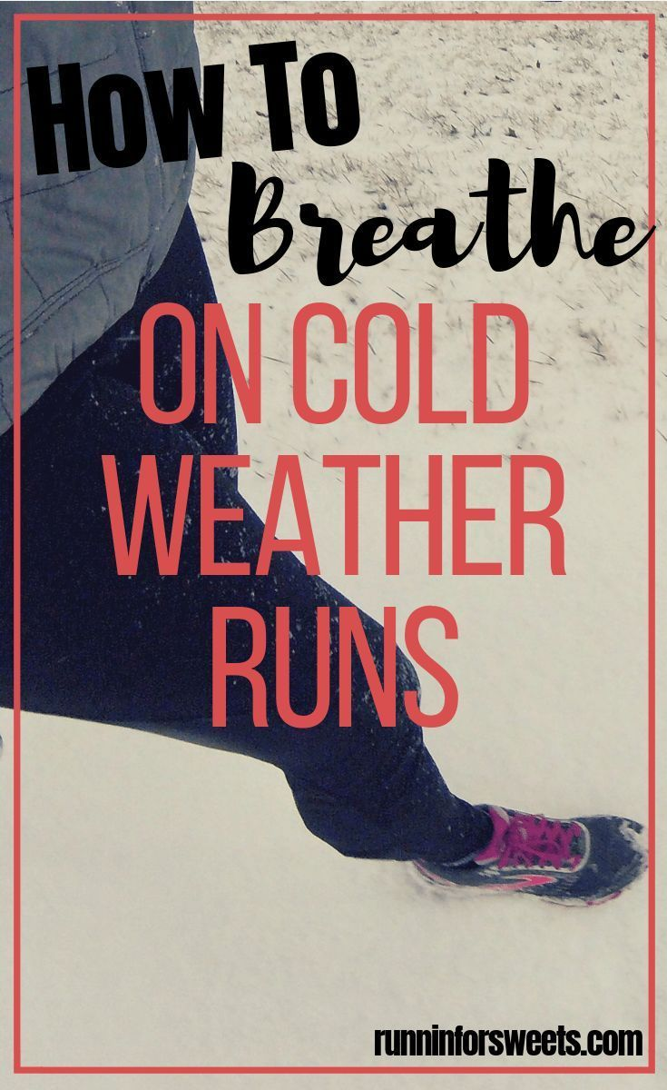 Three Breathing Tips for Cold Weather Running | Runnin for