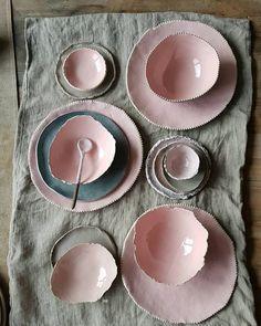 JOOK handmade pink ceramics