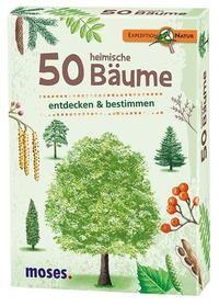 50 heimische Bäume entdecken & bestimmen