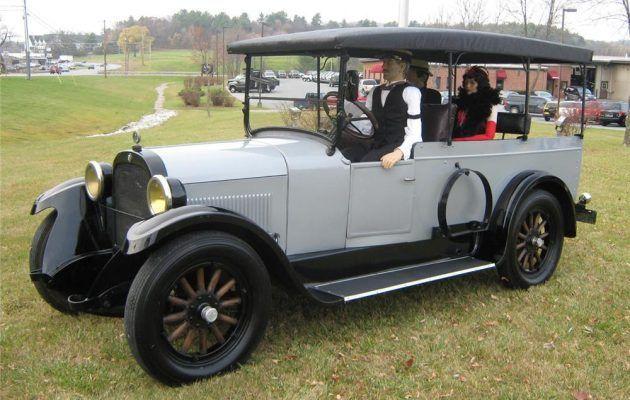 1925 Dodge Depot Hack
