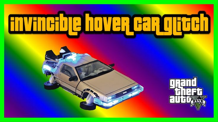 GTA 5 1.16 Invincible Hover Car Glitch in GTA 5 Online (GTA 5 Invincible Car Glitch Online Glitch)