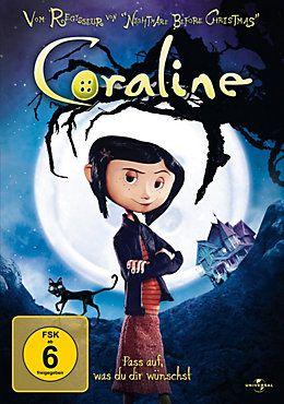 Coraline DVD jetzt bei Weltbild.ch online bestellen