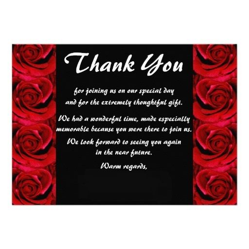 Sample Thank You Cards For Wedding Gifts: Best 25+ Thank You Card Wording Ideas On Pinterest