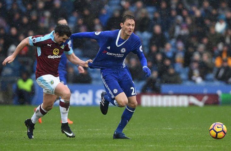 Chelsea yang saat itu bertandang ke kandang Burney telah terpeleset dengan skor imbang 1-1 yang berlangsung di Stadion Turf Moor.