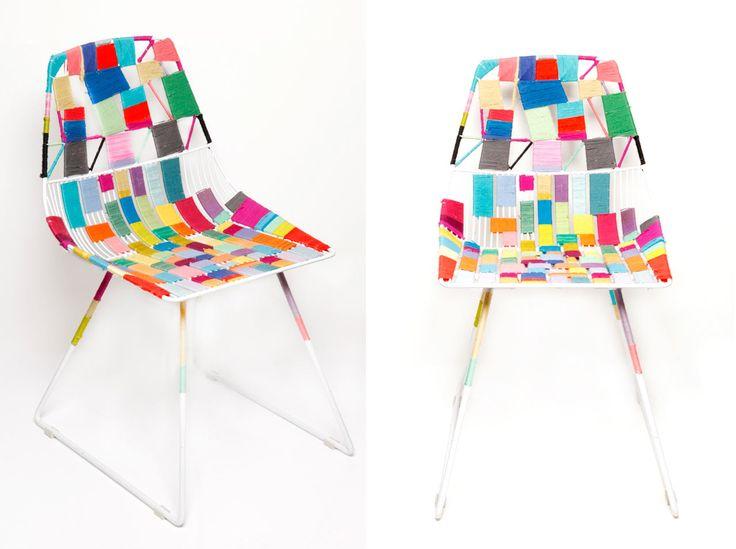Edward Granger Bend Lucy Chair 1