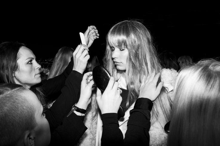 Backstage, Designers Remix, Copenhagen Fashion Week
