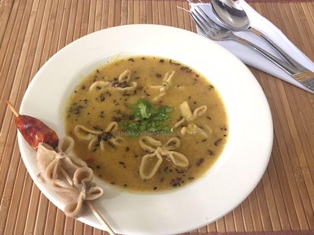 Shobha's Food Mazaa: DAL KA DULHA