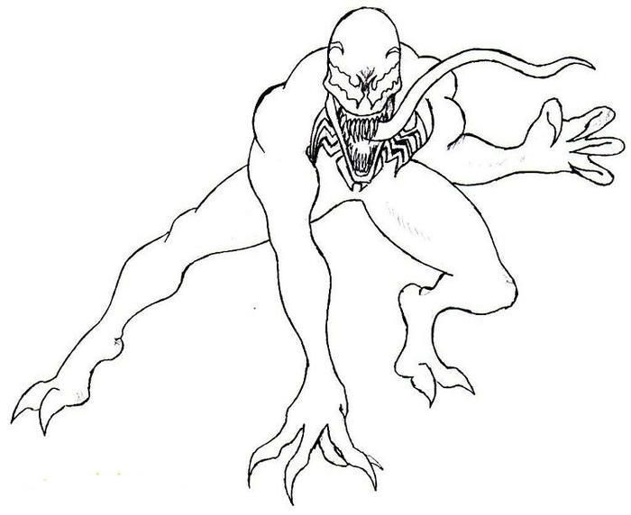 Easy Venom Coloring Pages Pokemon Coloring Pages Coloring Pages