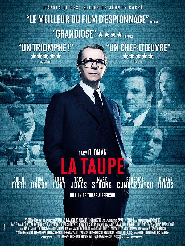 La Taupe - film 2011 - AlloCiné                                                                                                                                                                                 Plus