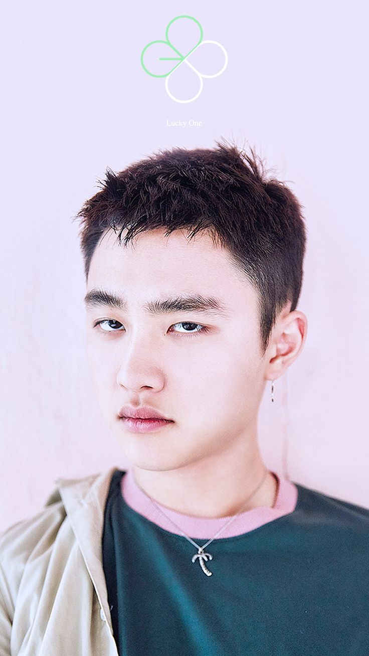 EDIT. EXO Lucky One, Kyungsoo #LuckyOne