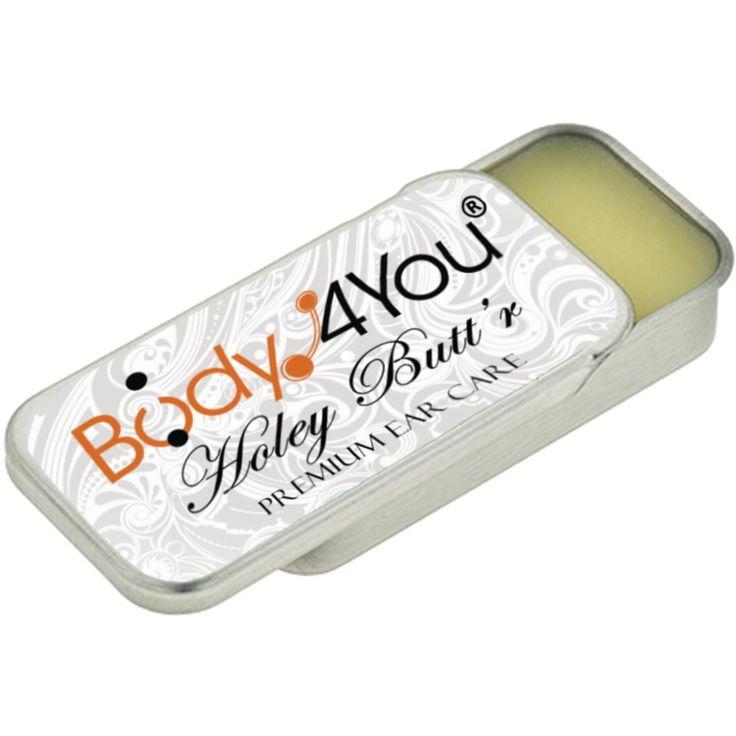 BodyJ4You Premium Stretched Ear Lobe Cream Ear Stretching Gauging