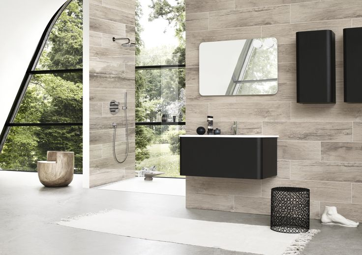 Let your eyes marvel at a beautiful and simple vanity solution designed as one washbasin and one drawer alone. Please your aesthetic sense with the beautiful Dansani Curvo porcelain washbasin, which appears to blend harmoniously into on with the cabinet.