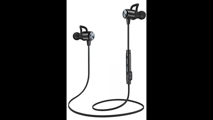 Best Noise Cancelling Headphones Review   ATGOIN Lightweight Sweatproof Wireless Bluetooth Earbud https://www.youtube.com/watch?v=mQq1yad7gjg
