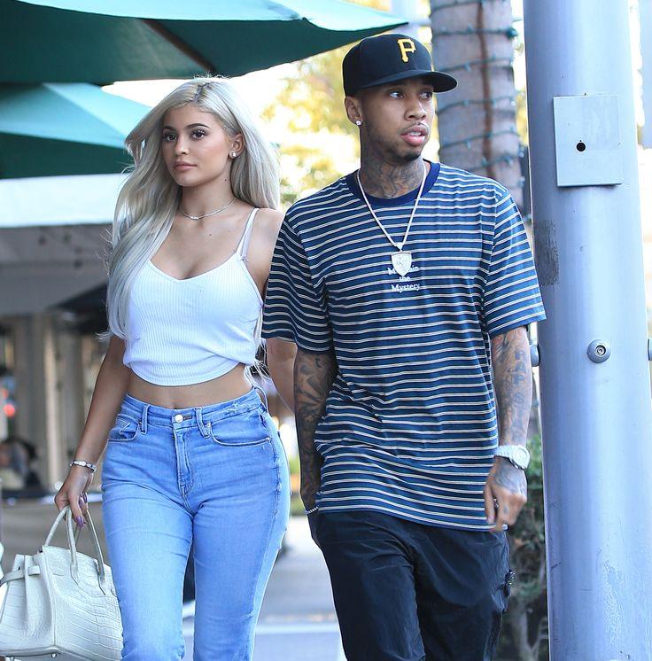 Kylie Jenner Goes Topless For Tyga's Birthday: Blac Chyna Says Kylie's Jealous and Trashy