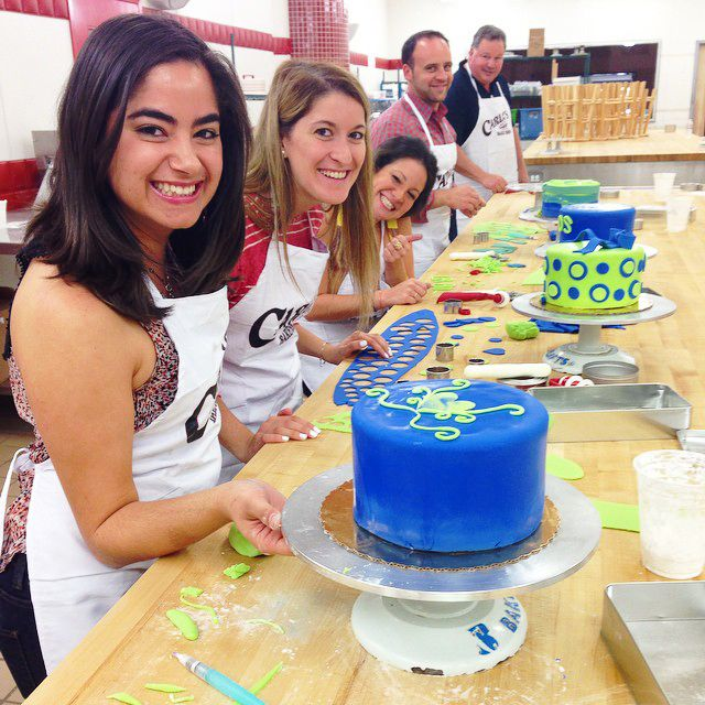 Cake Decorating Classes In Brooklyn