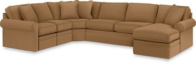 Collins Sectional With Sleeper by La Z Boy Products I Love Pinterest