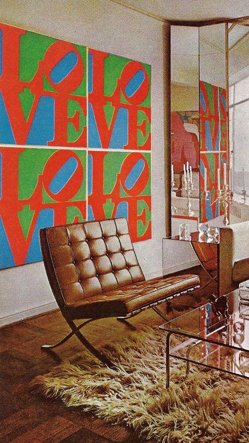 65 best ideas about retro interiors on pinterest mid for Garden design 1970s