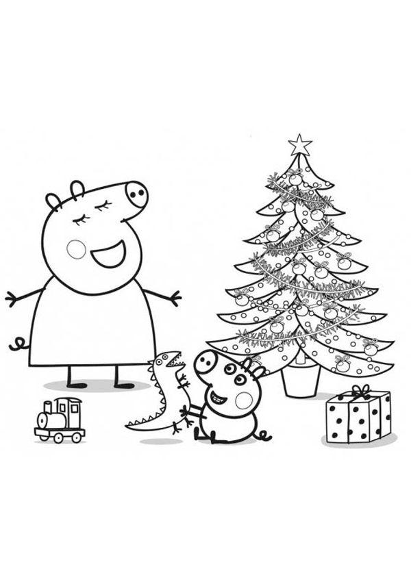 Dibujos Para Imprimir Peppa Pig 7