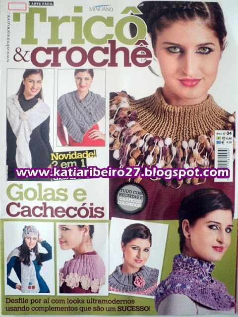 Katia Ribeiro Acessórios: Revistas Completas