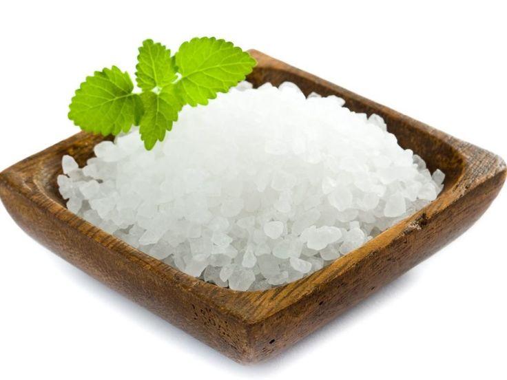 Sól morska leczy boreliozę w ciągu kilku dni? No i zacznij się chociaż złościć - Pepsi Eliot