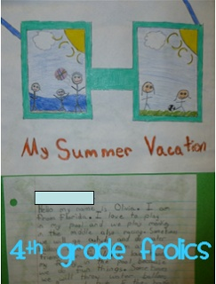 essay about the summer season