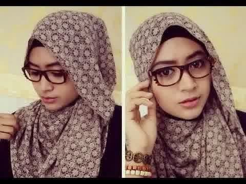 Tutorial Hijab By Mayra Hijab: Cara Berhijab Modern dan Simple